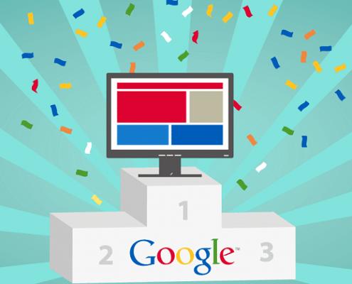 اهمیت قرار گرفتن در نتایج جستجوی گوگل