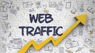 روش های افزایش و بالابردن ترافیک سایت