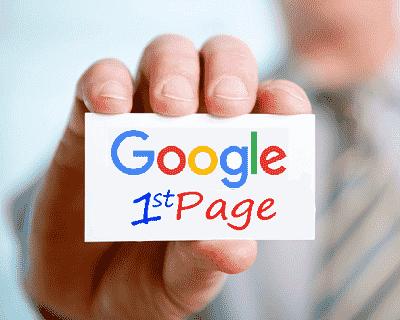 زمان رسیدن سایت به رتبه اول گوگل